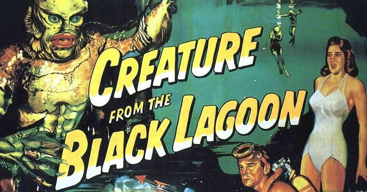 Image result for creature from the black lagoon