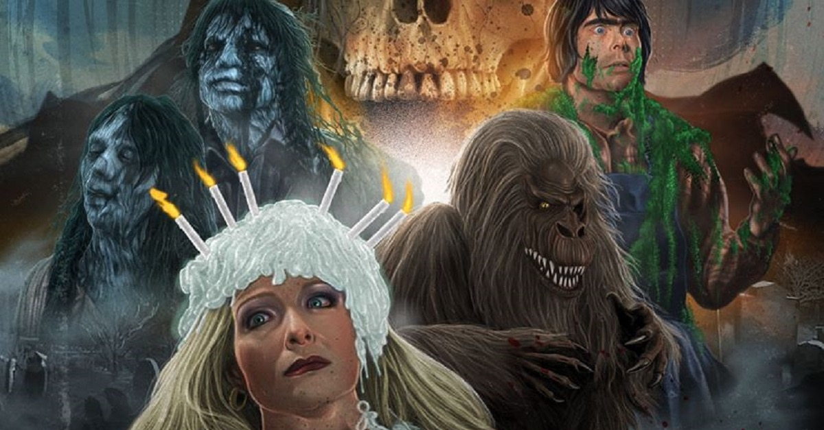 Creepshow - CREEPSHOW Blu-ray Review - Romero's Anthology Is Still King