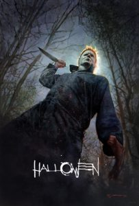 DiXNctAUcAEnH64 1 203x300 - Finally! A Clear Picture of Michael Myers Unmasked in HALLOWEEN 2018
