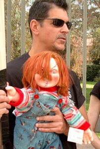 Don Mancini 202x300 - CHILD'S PLAY: TV SERIES Features Whole New World & New Characters