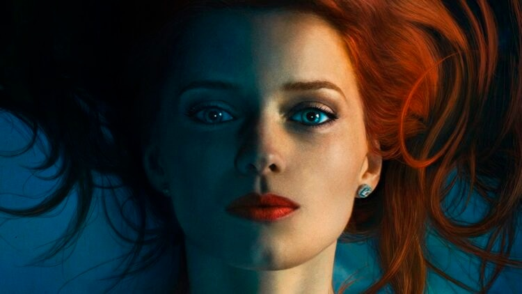 Elizabeth Harvest Poster 1 750x422 - New Trailer/Poster: ELIZABETH HARVEST Featuring Abbey Lee and Carla Gugino