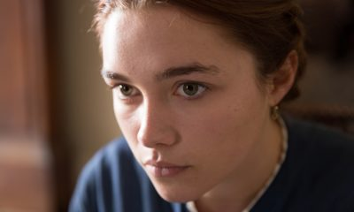 Florence Pugh 400x240 - HEREDITARY Director's Next Horror Movie Scores Leading Lady