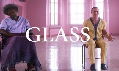 Glass 400x240 - New GLASS Pics Featuring Willis, Jackson, Joy, and McAvoy