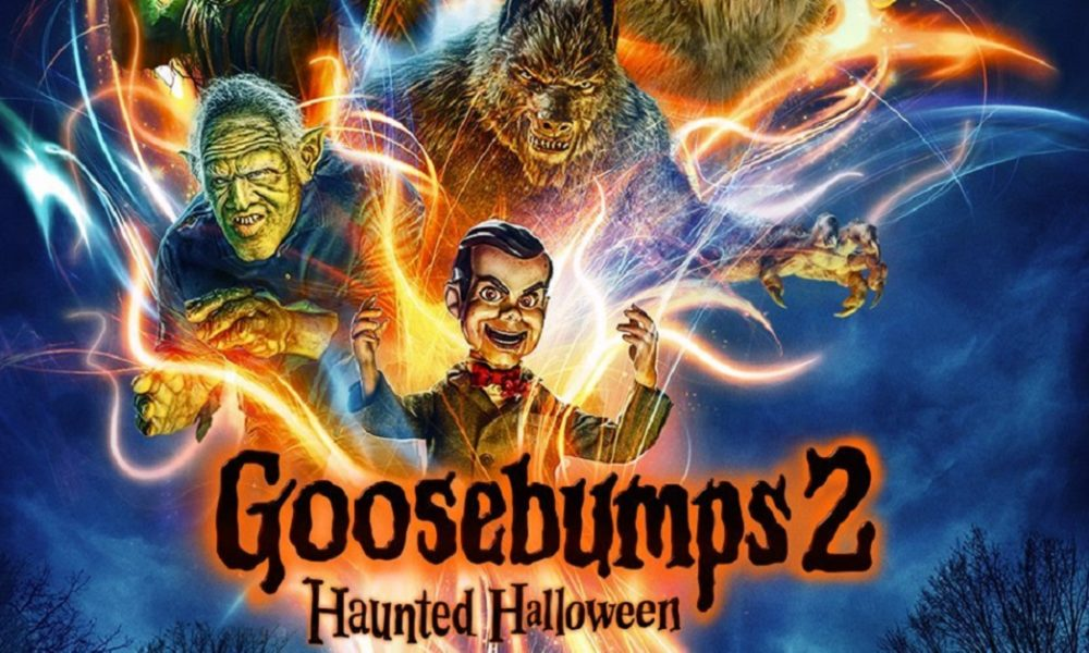 Halloween 2018 Movie Poster: GOOSEBUMPS 2: HAUNTED HALLOWEEN Trailer And Poster