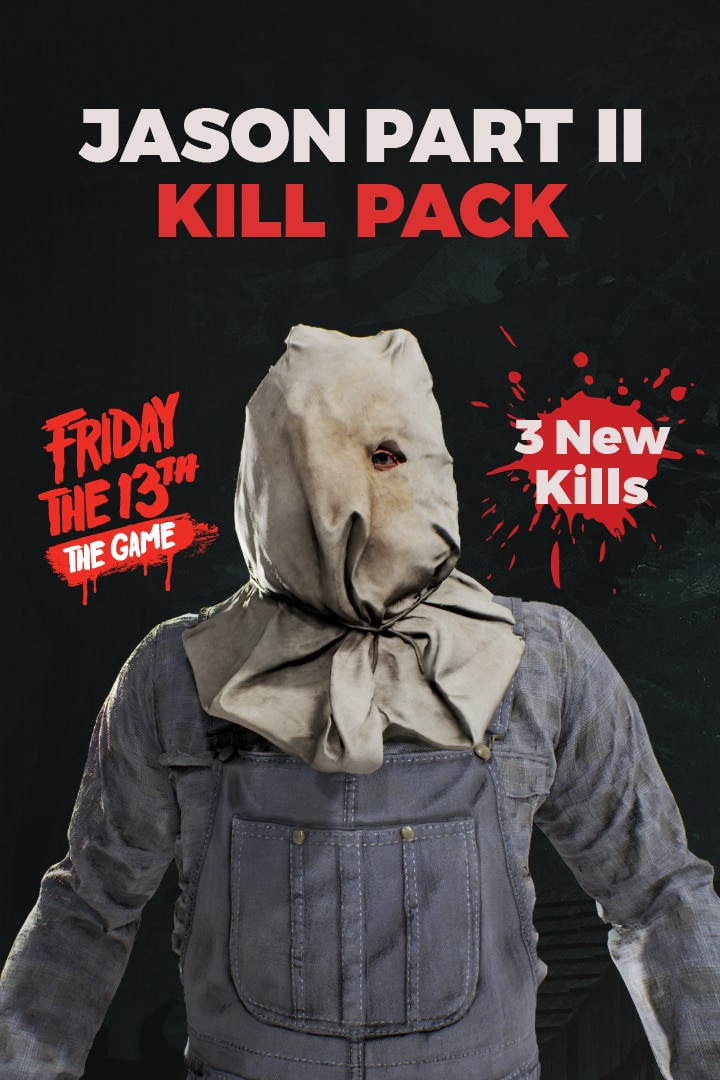 J2 killpk Poster Art - Must-Own: FRIDAY THE 13TH: THE GAME Ultimate Slasher Collector's Edition
