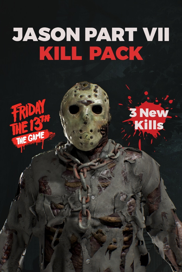J7 killpk Poster Art - Must-Own: FRIDAY THE 13TH: THE GAME Ultimate Slasher Collector's Edition