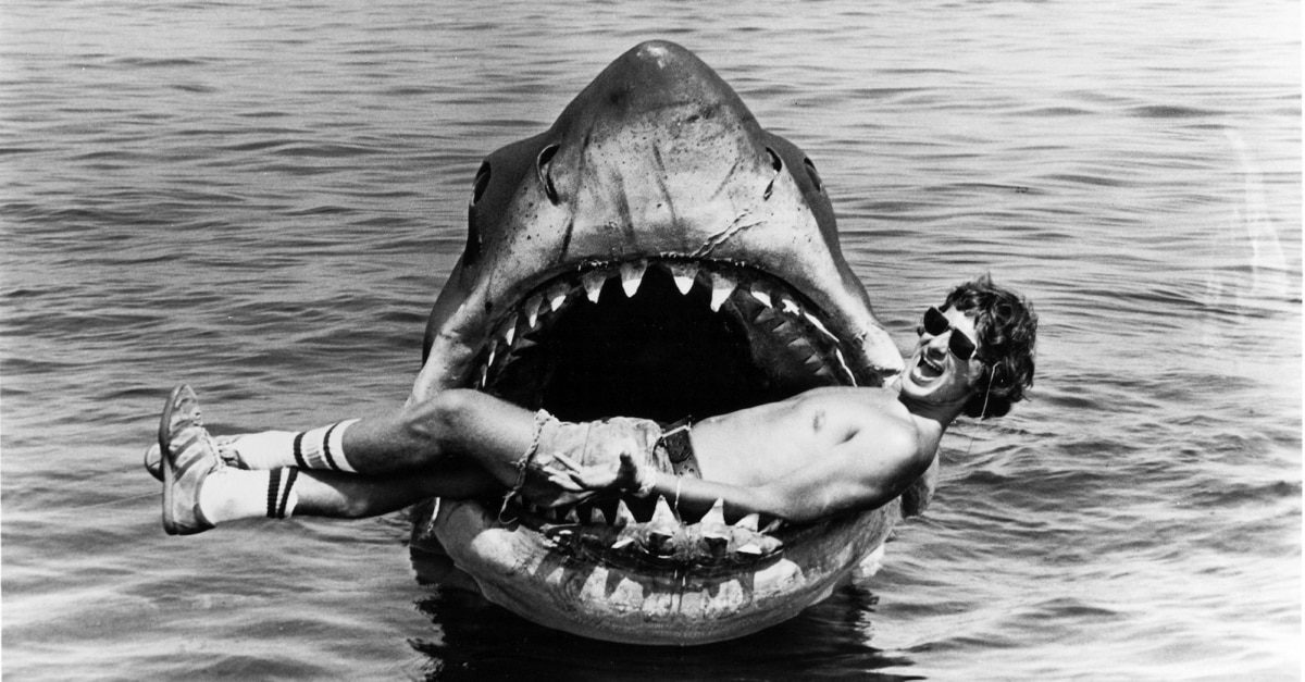 JAWS Cover Images.001 - Interview: Mark Ramsey on INSIDE JAWS, The Horror History Podcast That is Pure Bliss