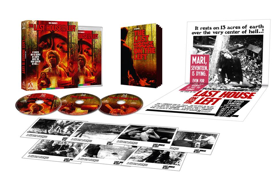 Last House on the Left - Interview: Arrow Video on Remastering LAST HOUSE ON THE LEFT