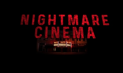 Nightmare Cinema 400x240 - Fantasia 2018: NIGHTMARE CINEMA Review - Nonstop Nightmares