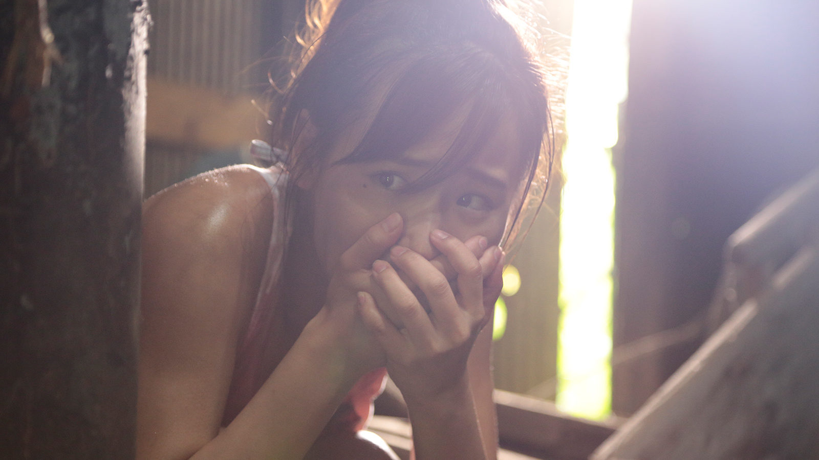 One Cut of the Dead 1600x900 c default - Exclusive: ONE CUT OF THE DEAD Stills Are Soaked in Blood