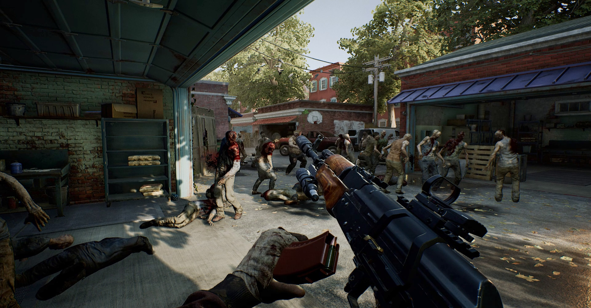 Overkills The Walking Dead E3 13 - E3 2018: Surviving Overkill's THE WALKING DEAD