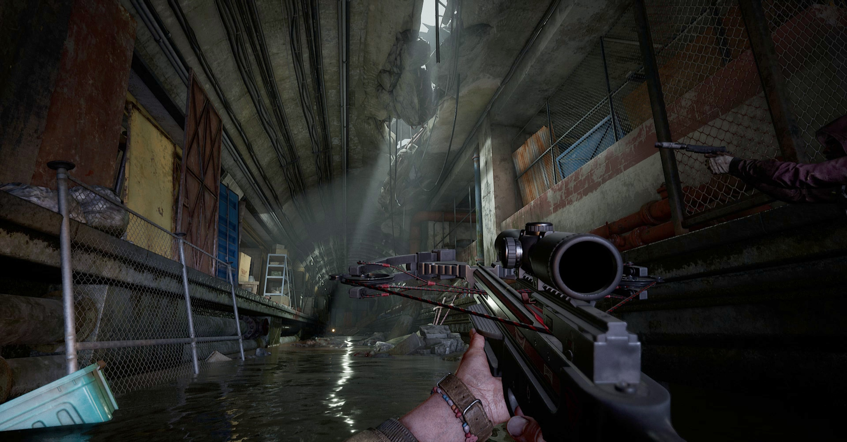 Overkills The Walking Dead E3 9 - E3 2018: Surviving Overkill's THE WALKING DEAD