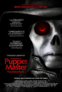 PUPPETMASTER Poster image 1080X1600 202x300 - Behold the PUPPET MASTER: THE LITTLEST REICH Trailer