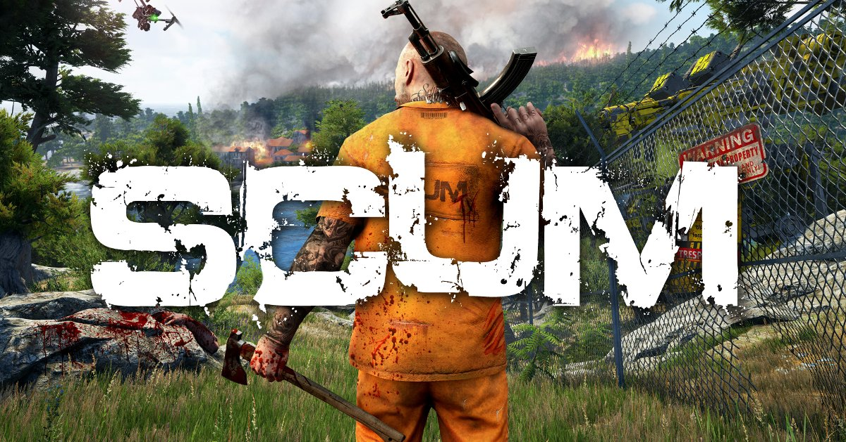 SCUM - SCUM Is An Insane Game Made By Croatian Madmen