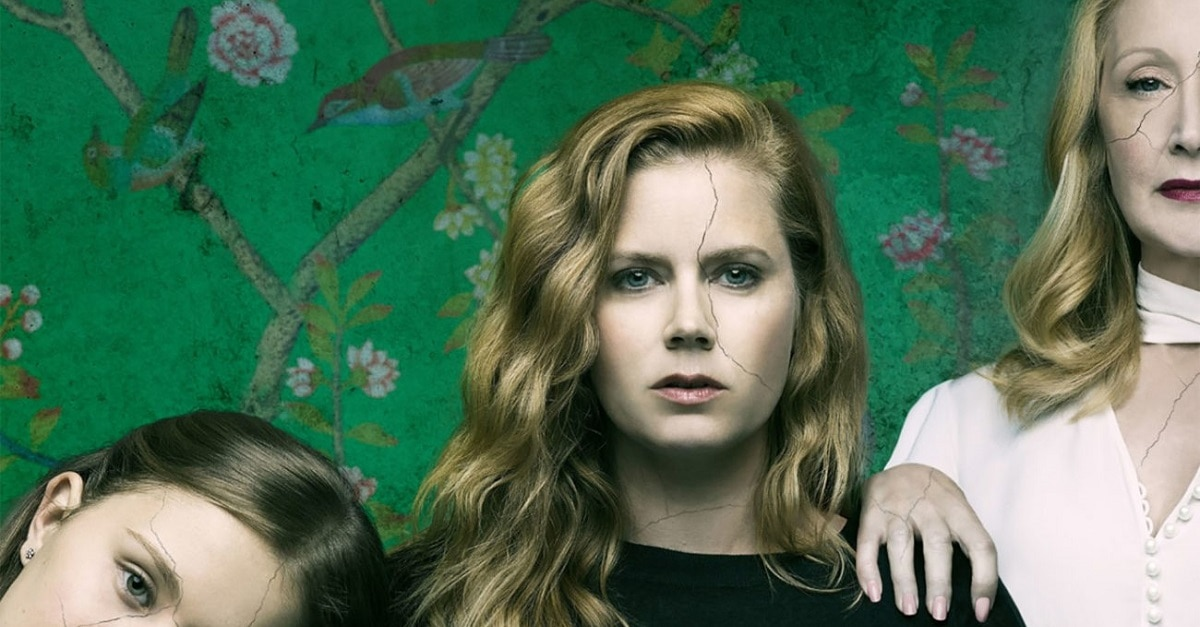 Sharp Objects - Blumhouse's SHARP OBJECTS Series Had Some Drama Behind the Scenes
