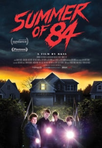 Summer of 84 Poster 208x300 - SUMMER OF '84 Gets Bitchin' New Poster