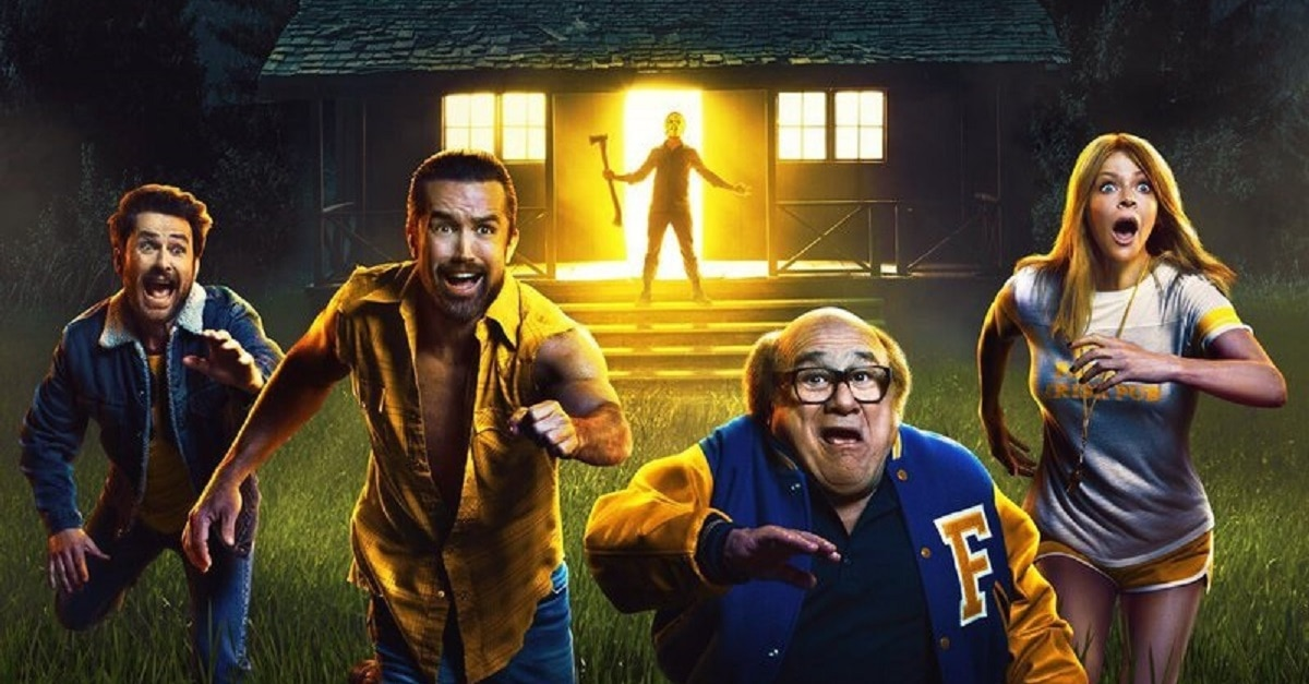 Sunny the 13th 1 - IT'S ALWAYS SUNNY S13 Poster Brings the FRIDAY THE 13TH Cheer