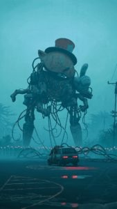 TALESFROMTHELOOP 169x300 - Amazon TALES FROM THE LOOP Series Based on Simon Stalenhag's Artwork