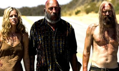 Zombie Reveals THREE FROM HELL Captain Spaulding Poster ...
