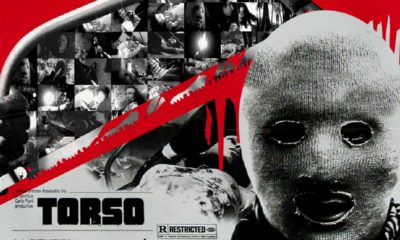 TORSO Wallpaper by Beyond 400x240 - TORSO Blu-ray Review - This Disc Bears Traces of Carnal Supervision