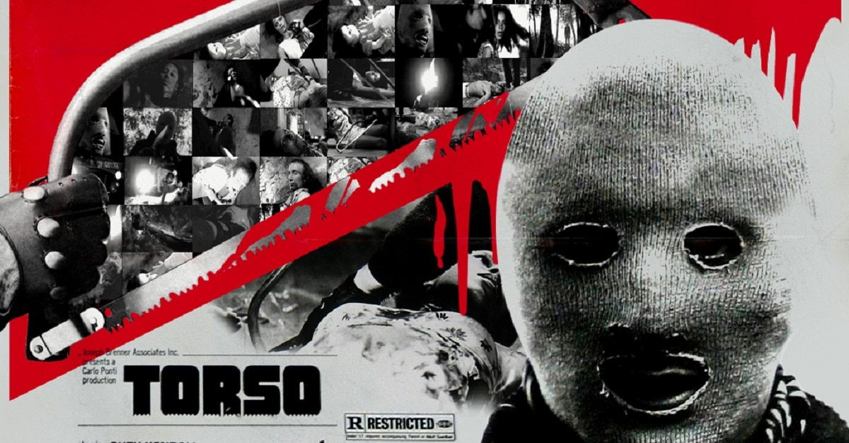 TORSO Wallpaper by Beyond - TORSO Blu-ray Review - This Disc Bears Traces of Carnal Supervision