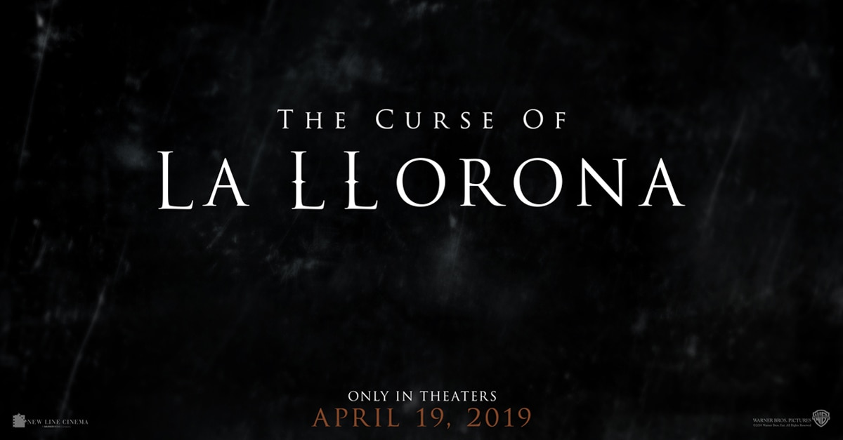 The Curse of La Llorona - The Children Cry Out for THE CURSE OF LA LLORONA