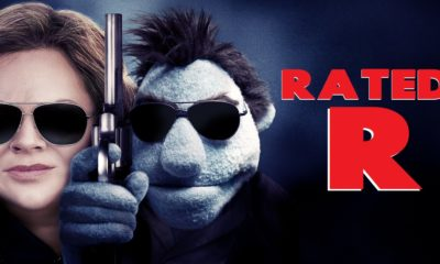 The Happytime Murders 400x240 - Go Figure, THE HAPPYTIME MURDERS Scores Hard R Rating