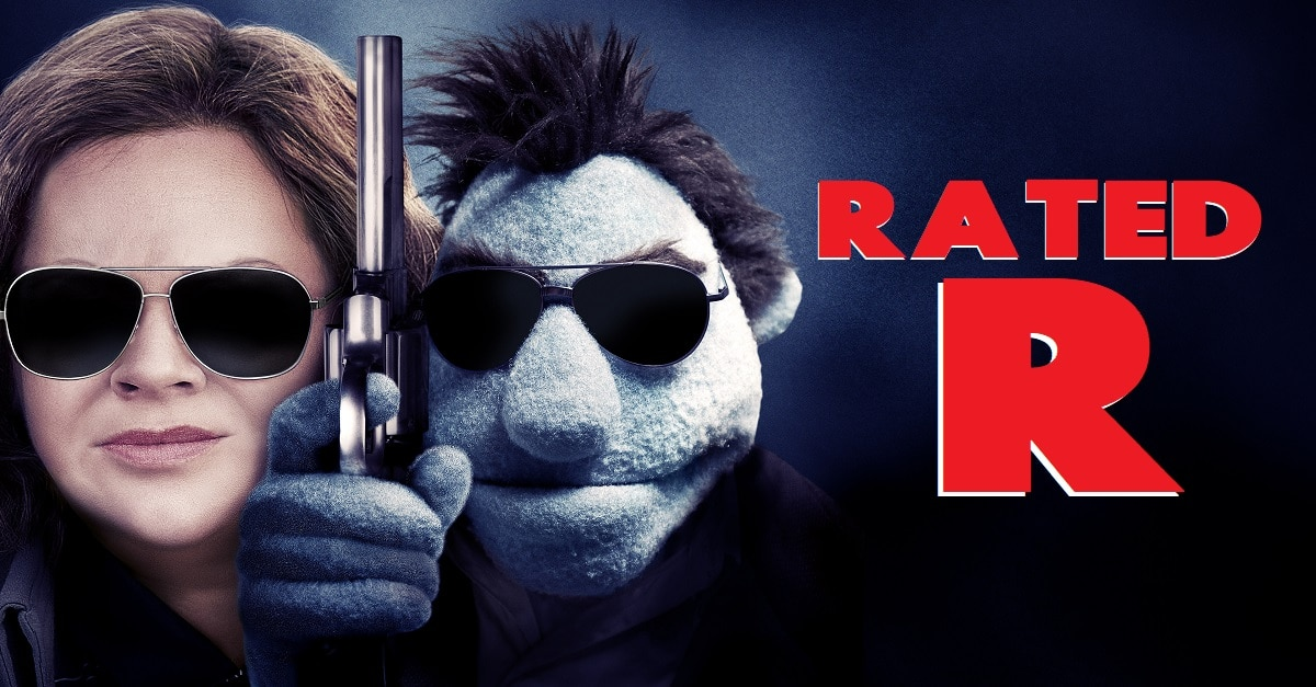 The Happytime Murders - Go Figure, THE HAPPYTIME MURDERS Scores Hard R Rating