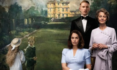 The Little Stranger 1 400x240 - Ominous New THE LITTLE STRANGER Poster Paints a Creepy Picture