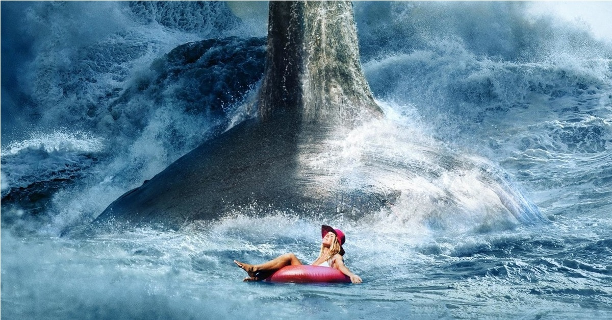The Meg 2018 Poster Clip - THE MEG 2 Gets Status Update from Producer