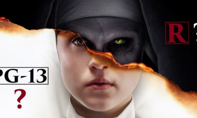 The Nun 1 400x240 - THE NUN Scores MPAA Rating