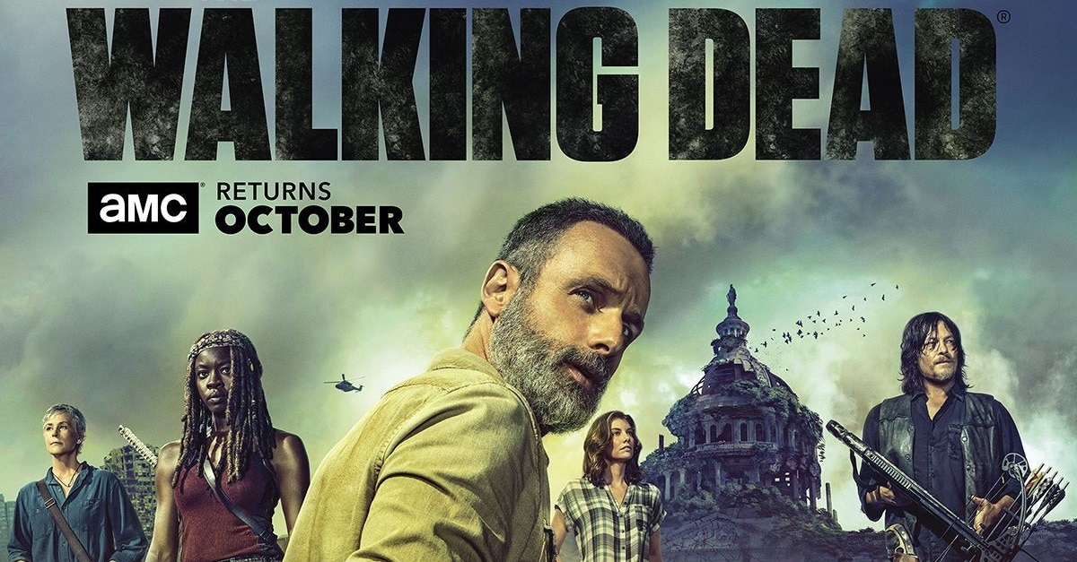 The Walking Dead 1 - #SDCC18: THE WALKING DEAD Cast & Crew Talk Rick's Departure, Alpha's Arrival & More!