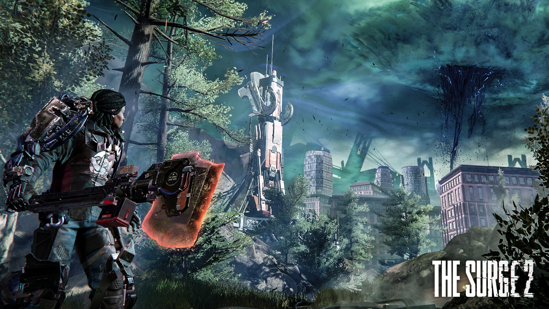 TheSurge2 screenshots03 - E3 2018: Super Fighting Robots, THE SURGE 2!