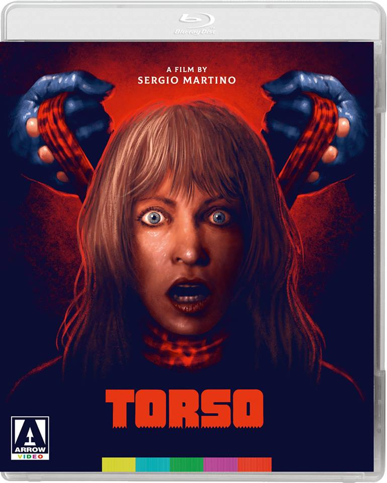 Torso - TORSO Blu-ray Review - This Disc Bears Traces of Carnal Supervision