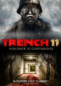 Trench 11 DVD 213x300 - WWII Horror Flick TRENCH 11 Hits Digital and DVD This September
