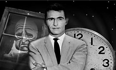 Twilight Zone Serling 400x240 - Nearly Every THE TWILIGHT ZONE Opening Monologue Synced to Land on the Perfect Moment