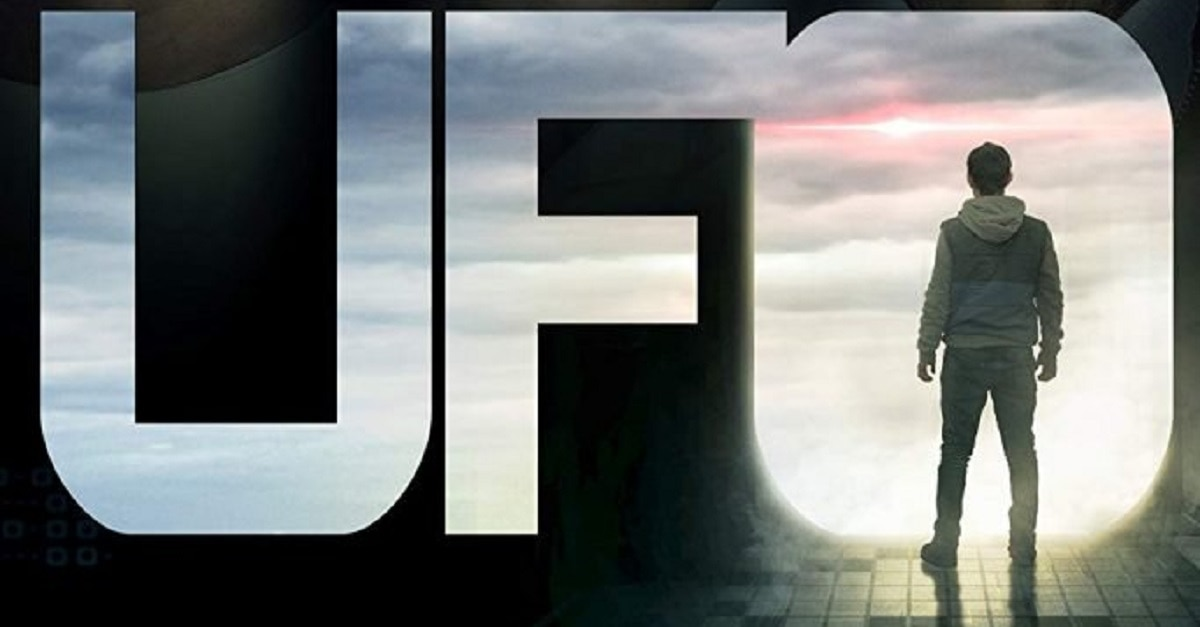 UFO Starring Gillian Anderson Hits Digital and DVD this