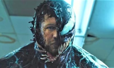 Venom 2 400x240 - Bummer: Tom Hardy's VENOM Officially Rated PG-13