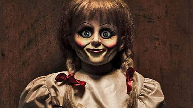 annabelle 1 750x422 - #SDCC18: ANNABELLE 3 Will Be Horror Version of NIGHT AT THE MUSEUM
