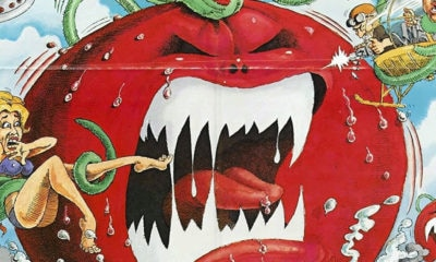 attack of the killer tomatoes s 400x240 - #SDCC18: New ATTACK OF THE KILLER TOMATOES Sows Seeds of Destruction at Comic-Con