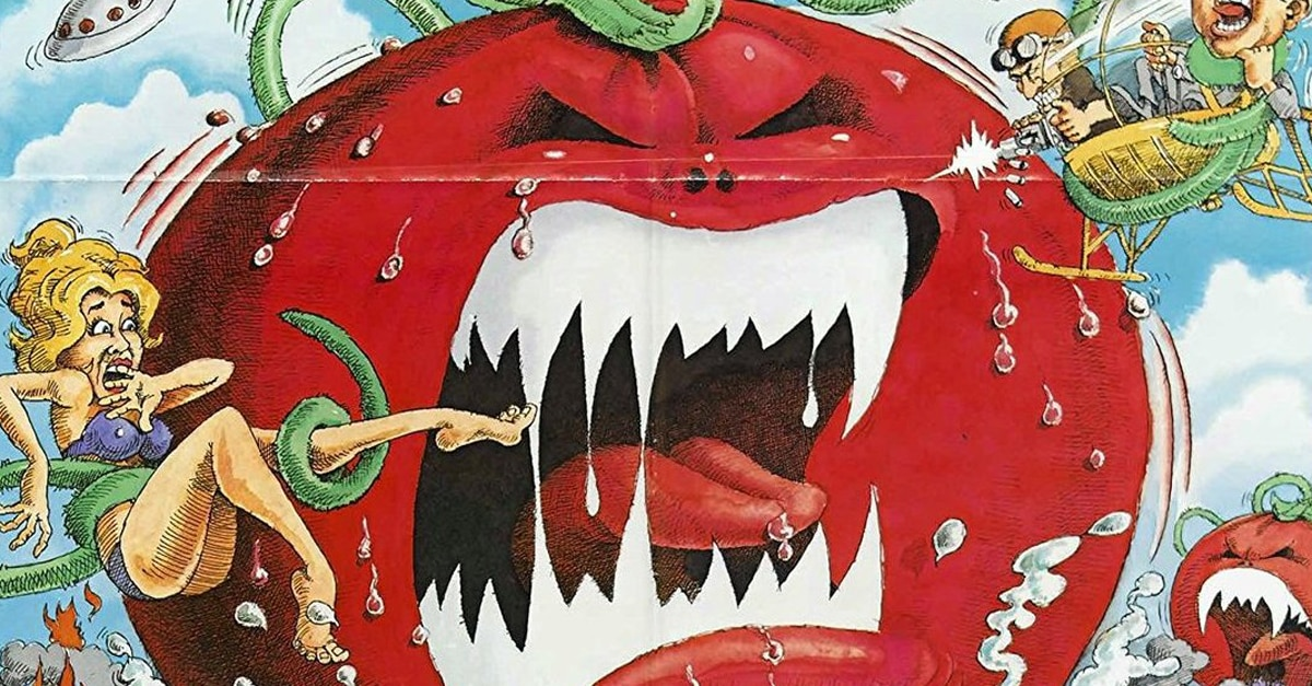 attack of the killer tomatoes s - #SDCC18: New ATTACK OF THE KILLER TOMATOES Sows Seeds of Destruction at Comic-Con