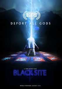 blacksitefrightfestposter 212x300 - Dread Central Presents: We're Taking You Into a BLACK SITE!
