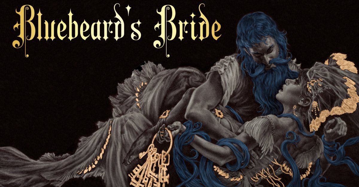 BLUEBEARD'S BRIDE Review - No Way Out