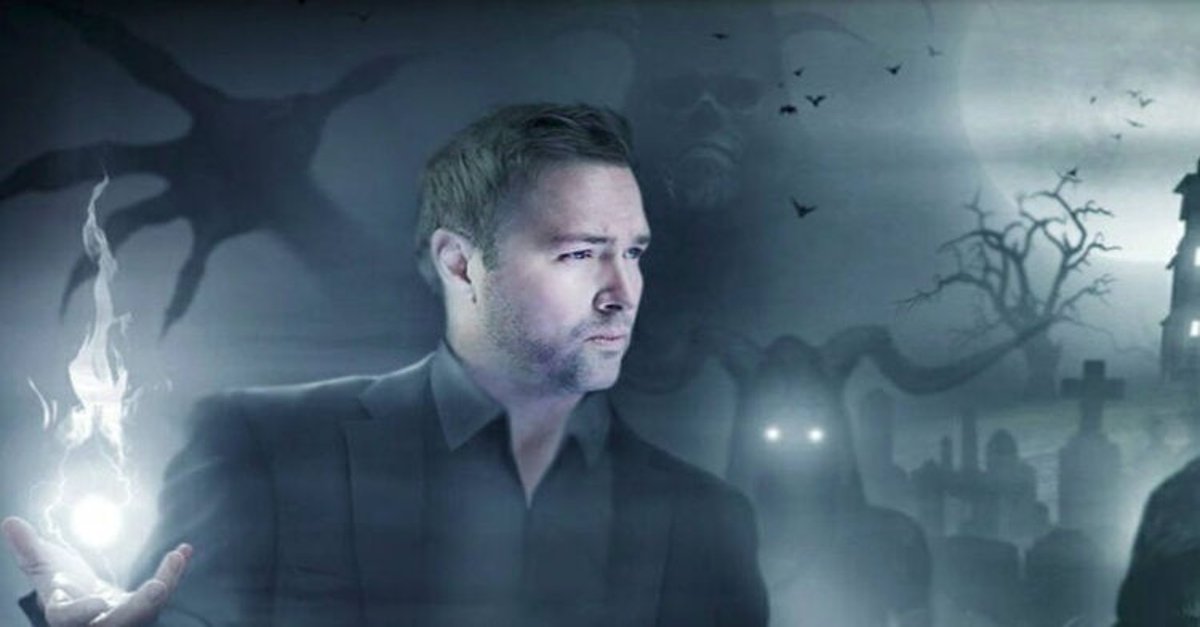 brainwaves sean austins 750x422 - TONIGHT! #Brainwaves Episode 96: Paranormal Investigator and Author Sean Austin