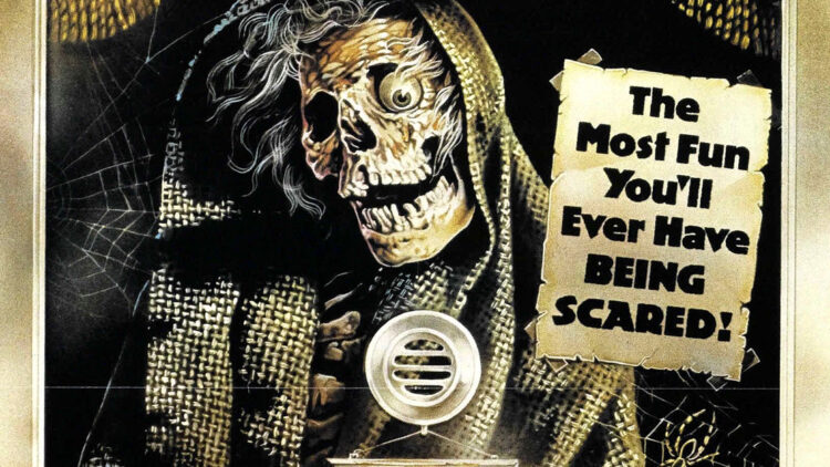 creepshow poster s 750x422 - #SDCC18: CREEPSHOW - Exclusive One-on-One Interview with Greg Nicotero