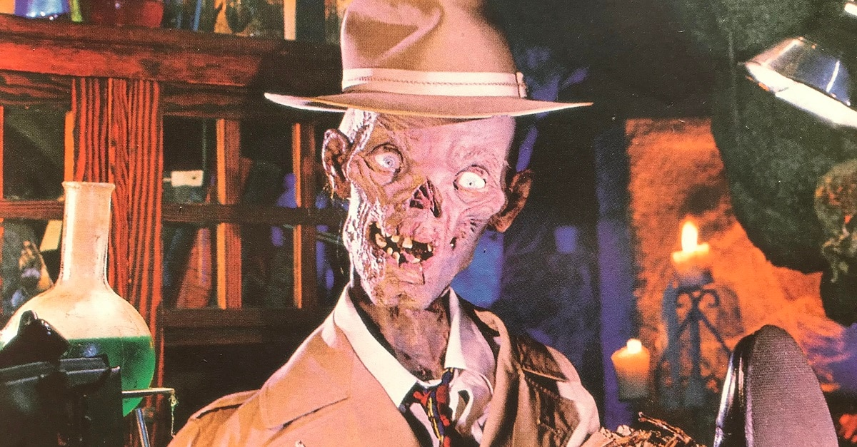 crypty - Exhuming TALES FROM THE CRYPT: DIEts from Beyond the Grave!