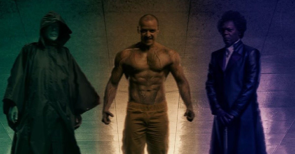glassposter - GLASS Review - Shyamalan's Latest Falters Ambitiously