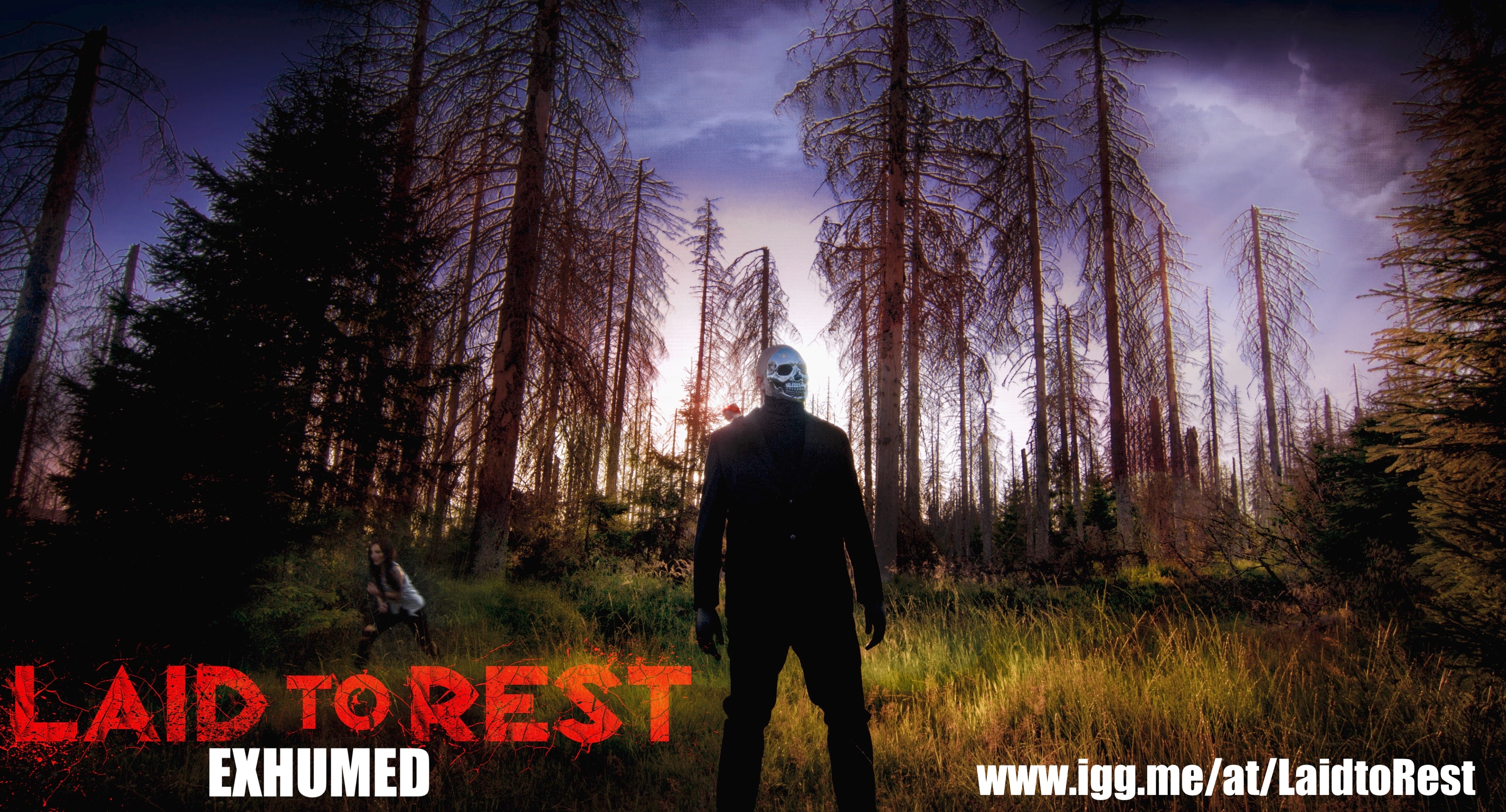 laid to rest exhumed - #SDCC18: Exclusive First Look: LAID TO REST: EXHUMED