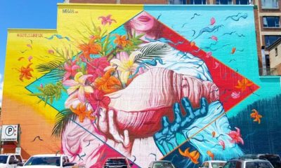 mural 1 400x240 - Fantasia 2018: Becky's Montreal Hit List Involving Lots of Food