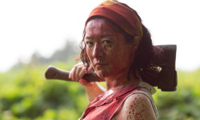 onecutofthedeadbanner1200x627 400x240 - Exclusive: ONE CUT OF THE DEAD Stills Are Soaked in Blood